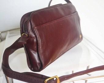 Etienne Aigner  Leather Bag Vintage Shoulder Bag