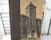 1940 - THE ISTA - Bluffton College Yearbook - Bluffton, Ohio