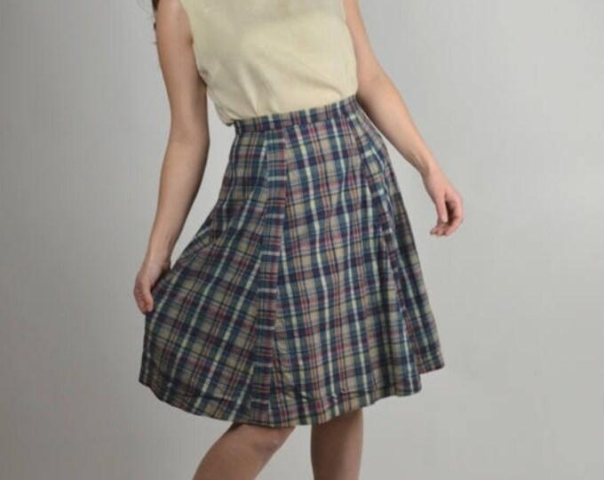 sale Irish Linen Blouse, Vintage Top, Natural Linen, 60s Top, Summer Blouse, Sheath Blouse, Sleeveless Top, Preppy Blouse, Classic Top