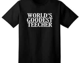 Funny Tshirt - teacher appreciation, humorous teacher gift, professor t shirt