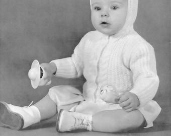 Vintage Knitting Pattern Digital Download