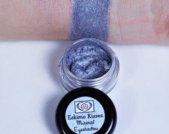 Mineral Eyeshadow GLASS SLIPPER Organic Makeup 5 gram jar