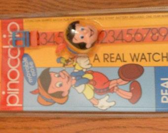 WALT DISNEY PINOCCHIO watch by Hope-1992