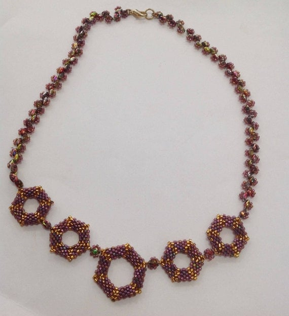 Necklace with Hexagons kit