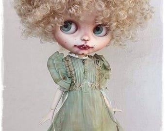 THEA Blythe custom doll by Antique Shop Dolls