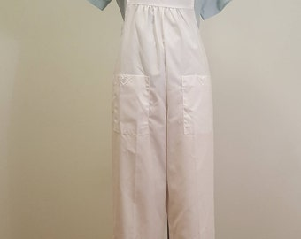 Vintage 70s does 40s Overalls Jumpsuit NOSWT. GALS label. Extra Small Small