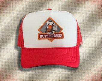 Butterbeer Harry Potter Trucker Cap