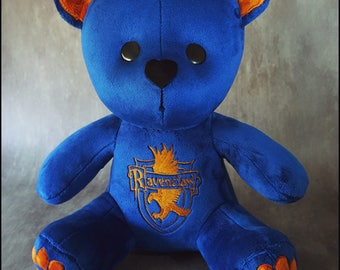 Large Ravenclaw Bear - Harry Potter House Teddy