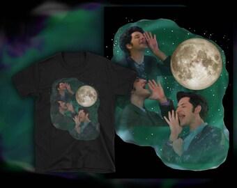 Three Jean-Ralphio Moon T-Shirt