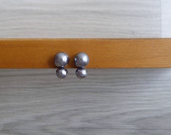 10-25% OFF Code In Shop - Vintage Double Pearl Clip On Earrings