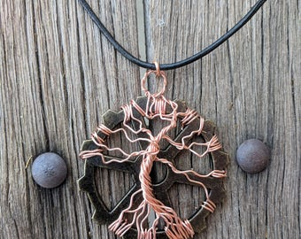 Tree of Life on a Cog