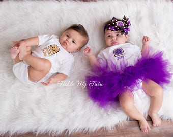 twin costumes etsy - Baby Twin Halloween Costumes