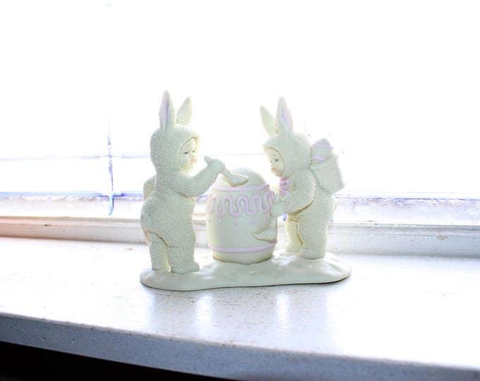 Dept 56 Snowbabies Figurine I'll Paint The Top 1994