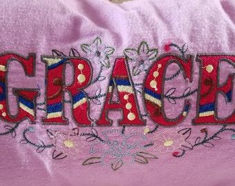 Grace, Faith, Pray designs