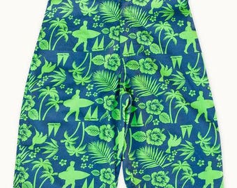 Palm Beach Cotton Shorts