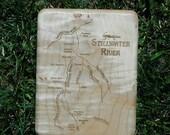 STILLWATER RIVER MAP Fly ...