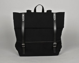 Backpack MILO black