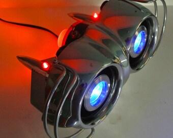 Terrestrial Auto Illumination