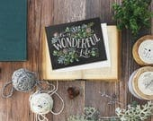 It's A Wonderful Life - A2 Note Card Boxed Set