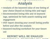 Keyword optimization - SE...