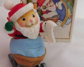 1983 Avon MELVIN P. MERRY MOUSE ornament new in box