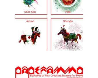PaperAmmo Mascots