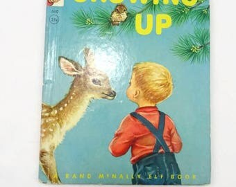 Vintage Growing Up Rand McNally Elf Book Childrens Book 1966