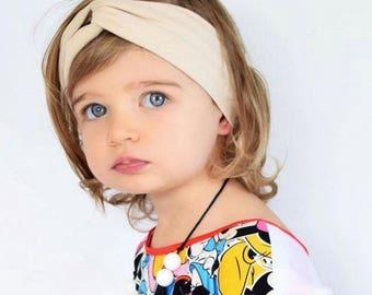 Turban Headband, Fall Headband, Baby Headwrap, Girl Headwrap, Headwrap for Girls, Toddler Headband, Baby Headband, Baby Shower Headband