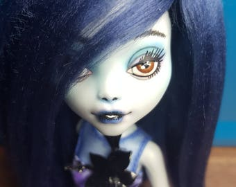 OOAK Monster High Lagoona Repaint