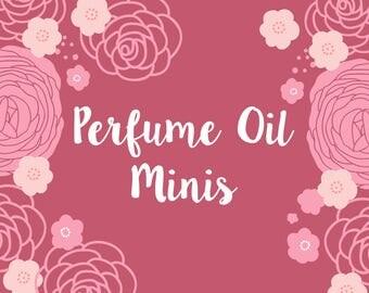 2mL Minis! - Fandom Inspired Perfume Oils - You Choose!