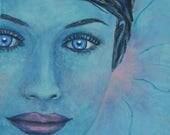 Eyes of Turquoise Fine Ar...