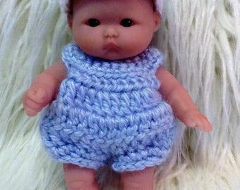Clothes for 5 inch berenguer dolls
