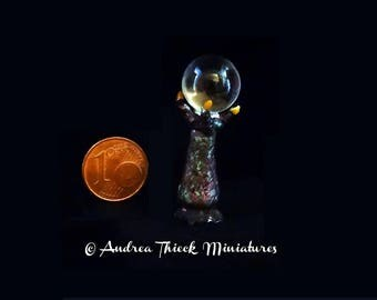 Miniature Dragon Paw with Crystal Ball