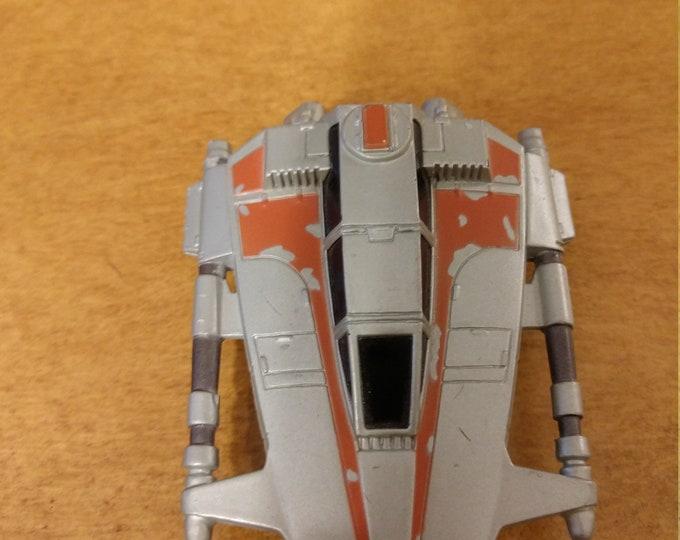 Snowspeeder Concept Model - Star Wars Action Fleet