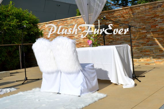 wedding chair cover one pair groom and bride chairs seats. Black Bedroom Furniture Sets. Home Design Ideas