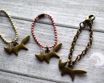 Fox necklace for Pullip, Blythe, Dal, Yeolume, Monster High, Barbie, 1/6 BJD dolls