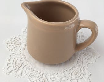 Lovely Diana Pottery small Jug / Creamer