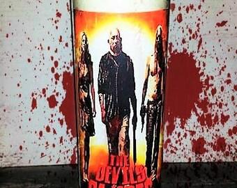 Horror Movie Prayer Candle
