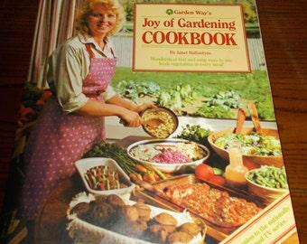 Joy of Gardening Cooking Janet Ballentyne Garden Way's