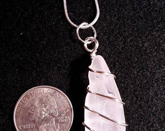Alaska Sea Glass Pendant