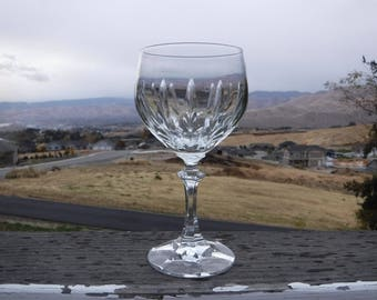 "Schott-Zwiesel 'Gardone' Water Goblet, 3-3/8"" Diameter x 7"" Tall"
