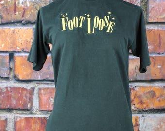Footloose Vintage 1990s T-Shirt