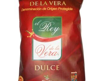 Sweet Smoked Spanish Paprika Pimenton de La Vera Paella Seasoning from Spain 8.8 oz