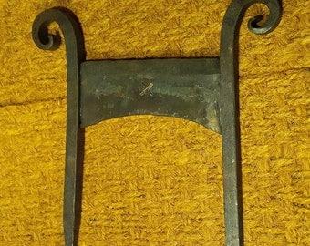 Cast Iron / Forged - boot Scraper