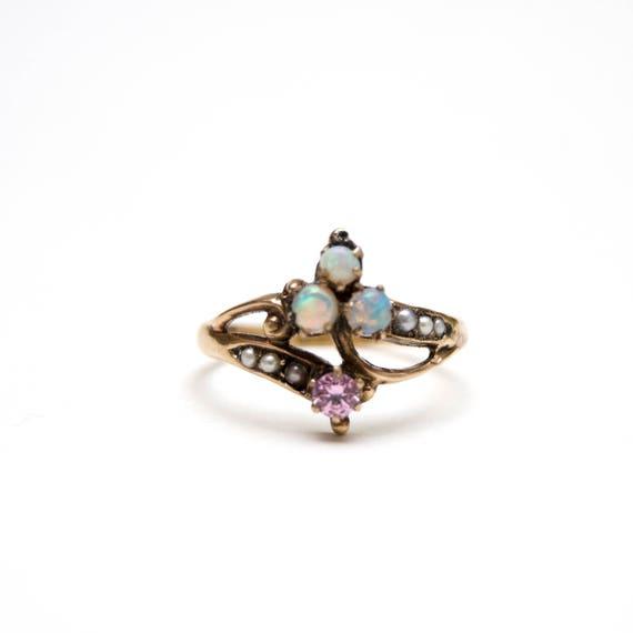 14k Victorian Ring