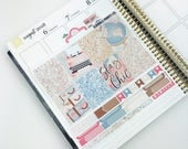 Stay Chic // MINI Weekly Planner Kit (110+ Planner Stickers)