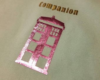 Tardis Companion Shirt