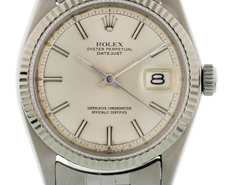 Rolex Oyster Perpetual Datejust 1601 Sigma Dial