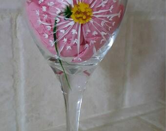 Dandelion - Wine Glasses