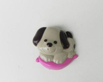 Puppy Love Pin Avon Perfume Glace 1974